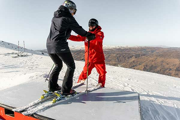05 Day Wanaka Learn to Ski Package