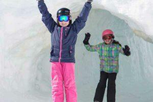 Forfait de ski familial de 10 jours à Queenstown