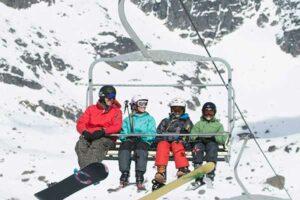 Forfait de ski familial de 07 jours à Queenstown