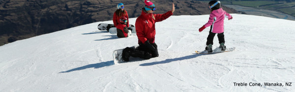14 Day Queenstown & Wanaka Family Ski Package