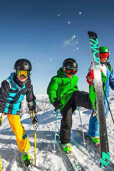 Learn to Ski - Book a 5 Day Wanaka Ski Package with Lessons