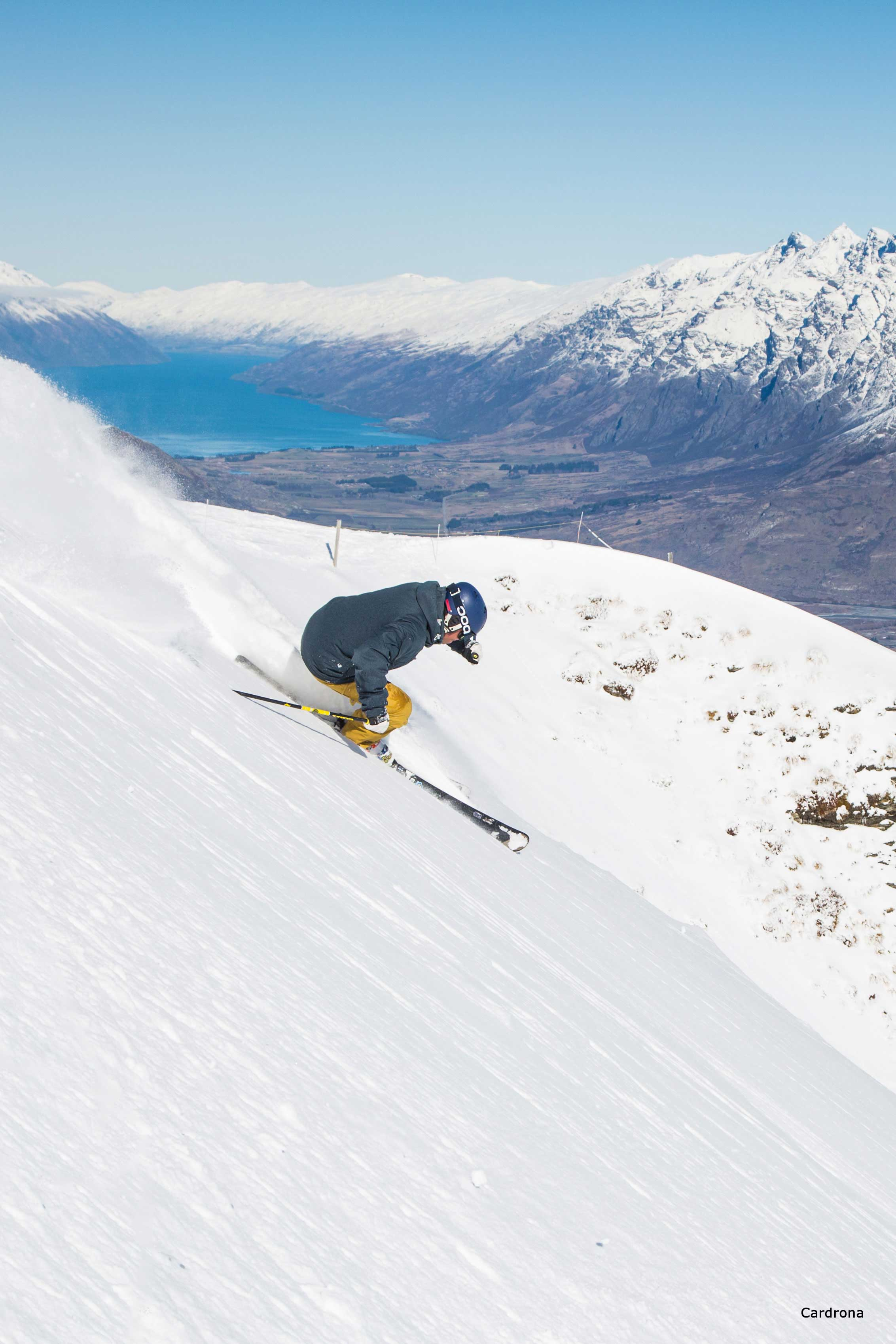 New Zealand Ski Packages  Book your NZ Ski Holiday Now