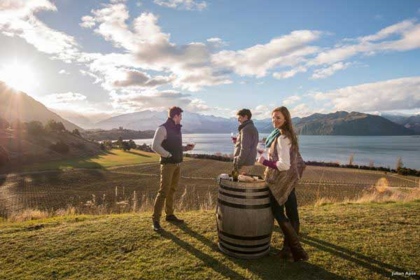 Rippon Winery, Lake Wanaka