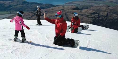 Treble-Cone-Family-Ski-Holiday