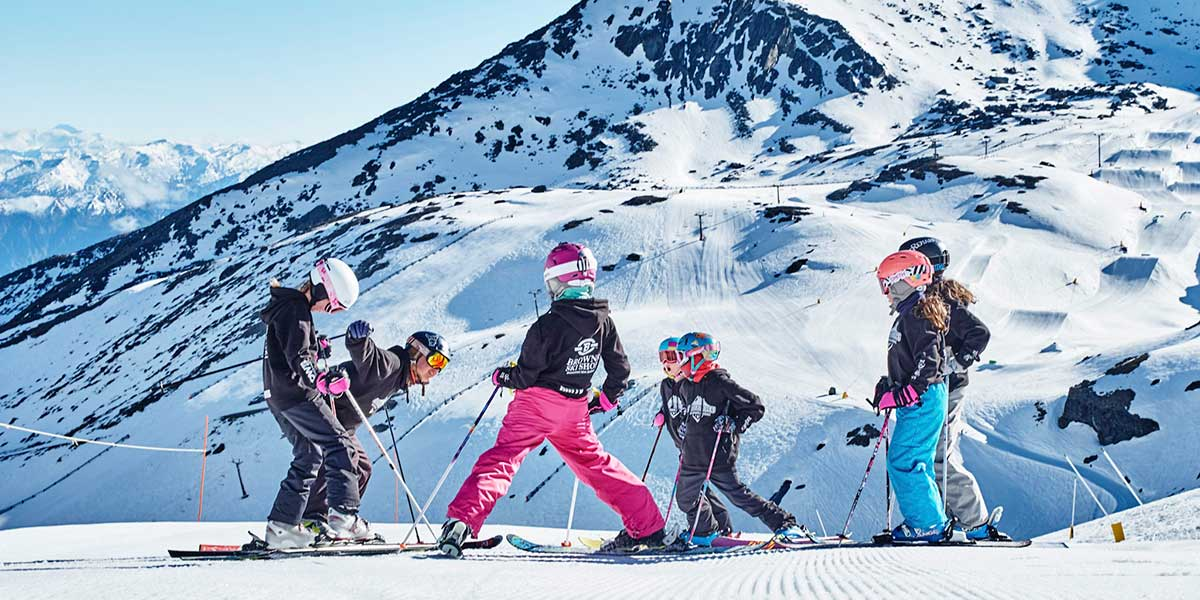 05 Day Queenstown Learn to Ski Package