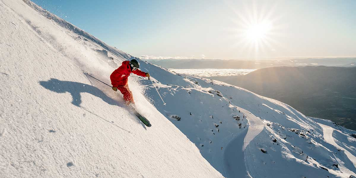 05 Day Ski Queenstown & Wanaka Package