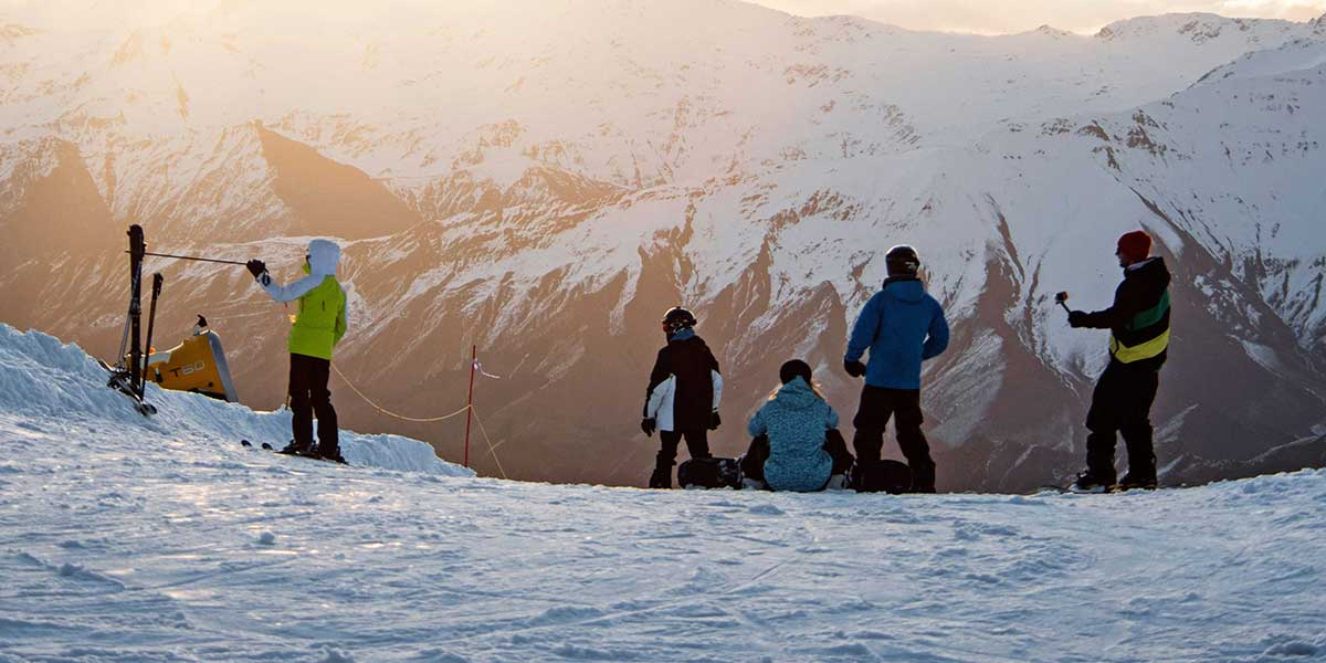 07 Day Wanaka Treble Cone Ski Max Package