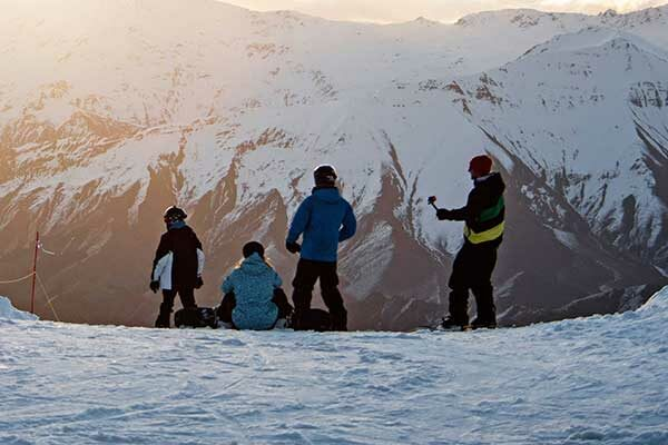 07 Day Wanaka Ski Max Package