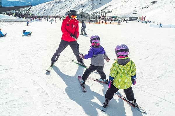 07 Day Queenstown Learn to Ski Package