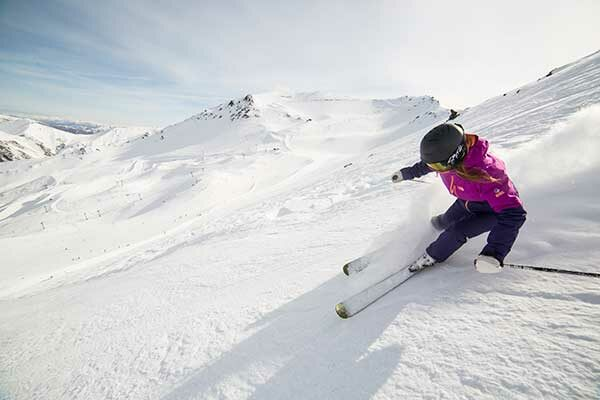 07 Day Ski Mt Hutt Package