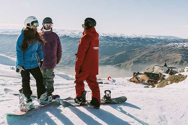 07 Day Wanaka Learn to Ski Package