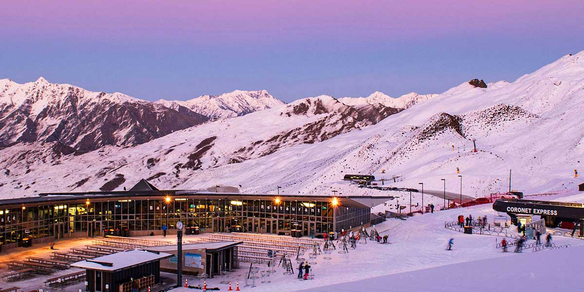 10 Day Queenstown Ski Coach Package