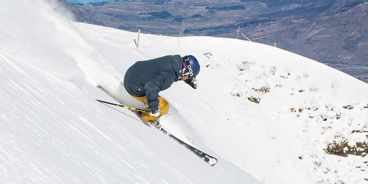 10 Day Queenstown, Wanaka, Mt Hutt Ski Package