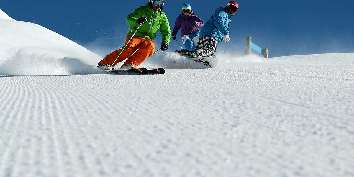 10 Day Ski, Heli Ski, Milford Package
