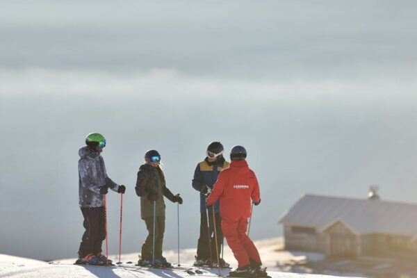cardrona ski field wanaka skiing nz ski lessons adult