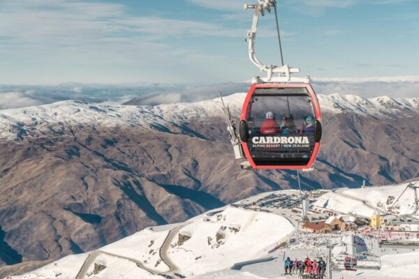 cardrona ski field wanaka skiing in new zealand nz ski