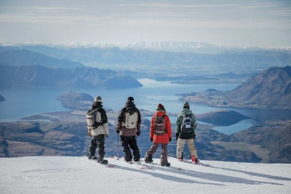 treble cone ski field wanaka skiing nz ski