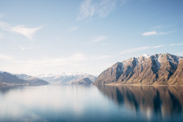 lake hawea wanaka new zealand - wanaka scenic drives