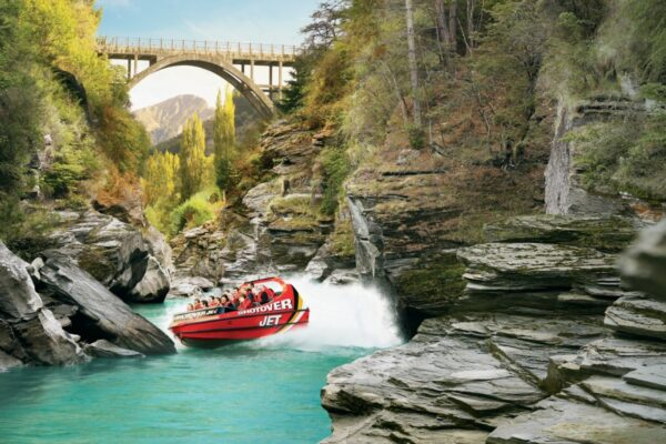shotover jet queenstown activities